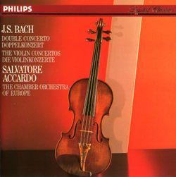 Concerto pour violon n°1 en la min BWV 1041 : 2. Andante - SALVATORE ACCARDO