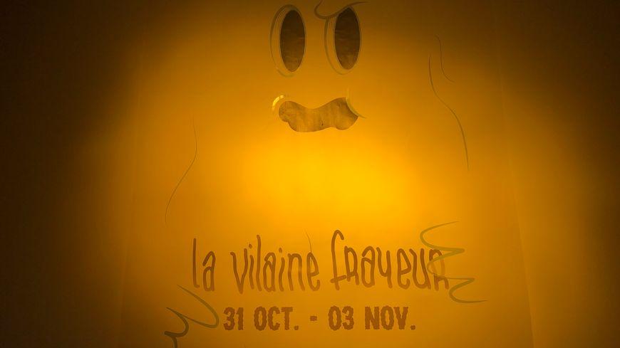 La Vilaine Frayeur, aux Ateliers du Vent, à Rennes.