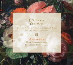 Concerto n°1 en ré min BWV 1052 : Allegro - pour clavecin cordes et basse continue - AUSONIA