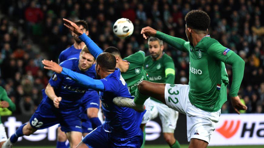 AS Saint-Étienne face à la Gantoise en Europa league