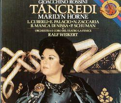 Tancredi : Traditrice (Acte II Sc 15) Air de Tancrède et choeur - Marilyn Horne