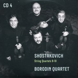 Quatuor à cordes n°8 en ut min op 110 : 3. Allegretto - RUBEN AHARONIAN