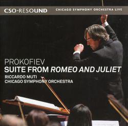 Roméo et Juliette : Suite n°2 op 64ter : Juliette jeune fille