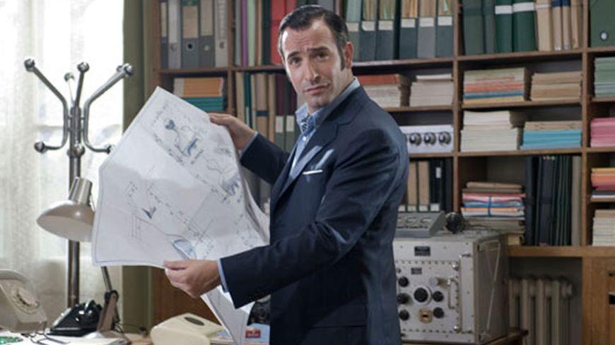 Jean Dujardin dans OSS 117