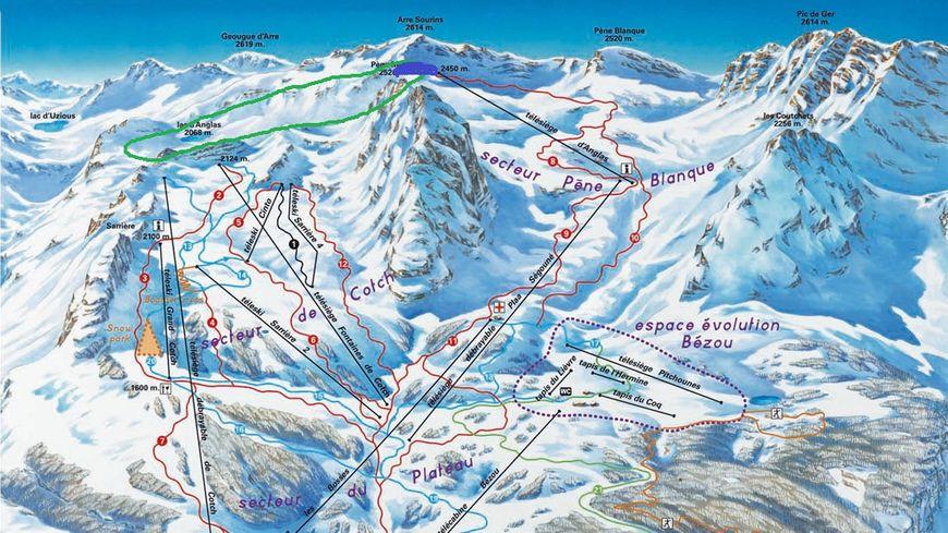 La station de ski de Gourette à l'heure du choix : élargir le domaine skiable ou sécuriser l'existant