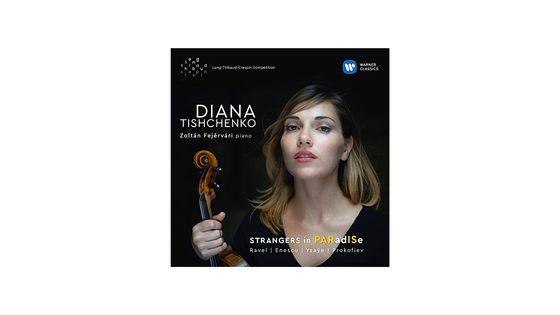 CD Strangers In Paradise de Diana Tishchenko & Zoltán Fejérvári