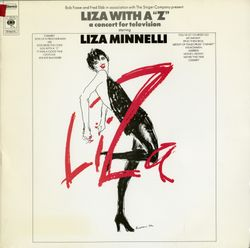 Liza Minnelli in With a Z : You've let yourself go - LIZA MINNELLI