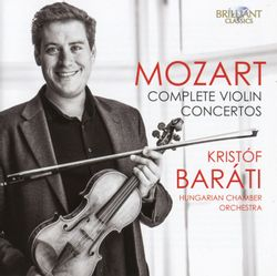 Concerto n°2 en Ré Maj K 211 : Allegro moderato - KRISTOF BARATI