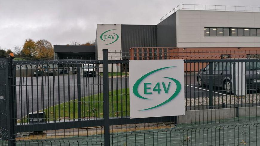 L'entreprise a inauguré ses nouveaux locaux, près de l'Université ce lundi.