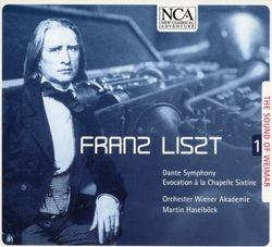 Eine symphonie zu Dantes divina commedia S 109 : Inferno - pour orchestre