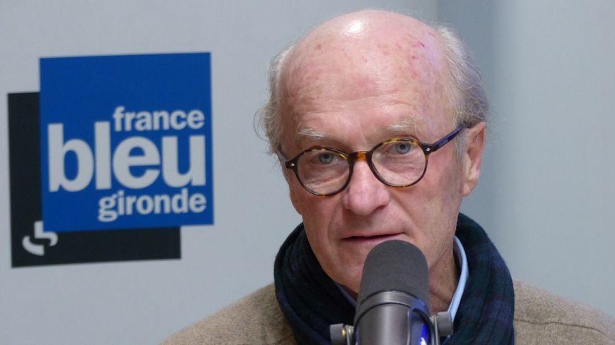 Gilles Dupuy, président de la Banque alimentaire de Bordeaux et de la Gironde, invité de France Bleu Gironde