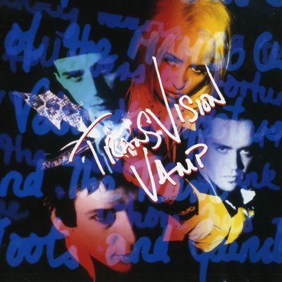 "Pochette de l'album ""Little magnets"" par Transvision Vamp"