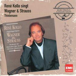 Wesendonck Lieder : Träume - arrangement pour ténor et orchestre - RENE KOLLO