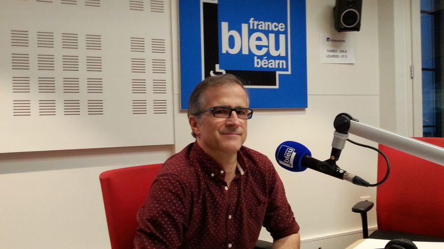 Ramuntxo Arotçarena, chef du service gastroentérologie de l'hôpital de Pau, était l'invité de France Bleu Béarn ce jeudi 14 novembre.