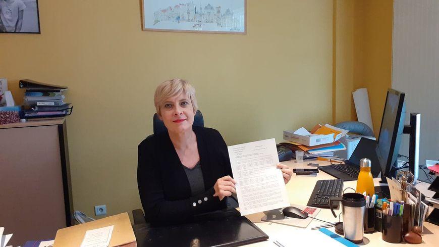 Andréa Kiss et son arrêté anti-pesticides.