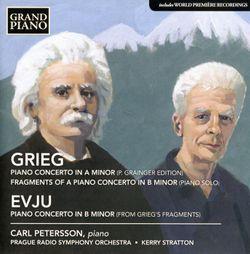 6 poèmes d'Ibsen op 25 : Avec un nénuphar op 25 n°4 - réduction pour piano - CARL PETERSSON