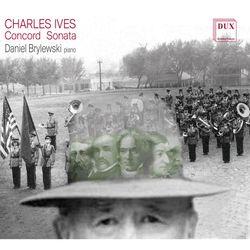 Sonate n°2 S 88 (Concord mass 1840-1860) : 3. The alcotts - arrangement pour piano alto et flûte traversière - DANIEL BRYLEWSKI