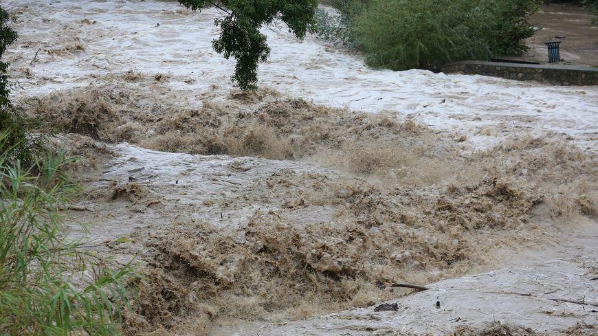 Les précédentes inondations à Roquebrune-sur-Argens