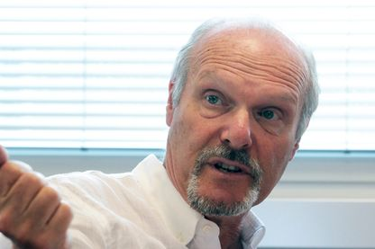 Professeur Israël Nisand, gynécologue, obstétricien, chef du département de gynécologie obstétrique au CHU de Strasbourg.