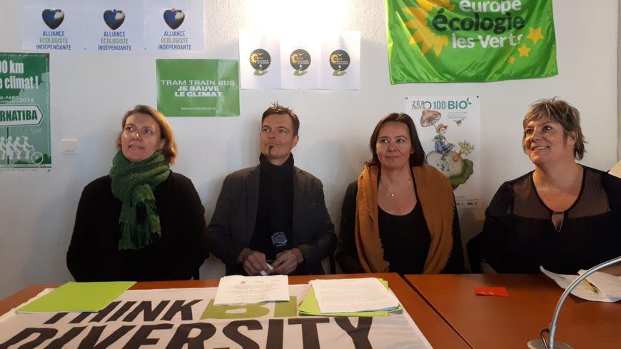 A Dijon, les écologistes veulent végétaliser le centre-ville - France Bleu