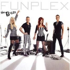 """Pochette de l'album """"Funplex"""" par The B 52 S"""