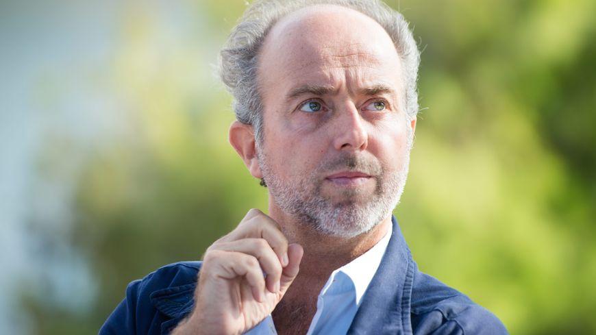 Sebastien Barles candidat EELV à la mairie de Marseille