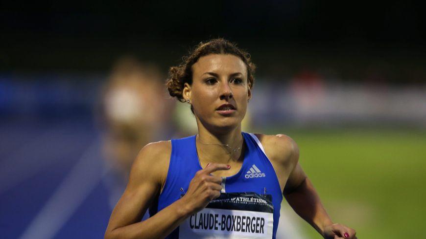 L'athlète en juin 2017, lors du 8e meeting international d'athlétisme de Belfort-Montbéliard.