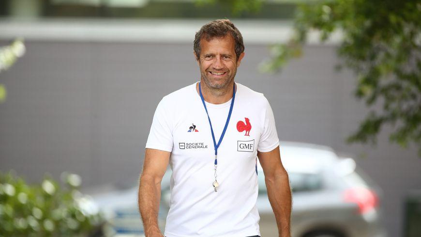 Fabien Galthié, en août 2019.