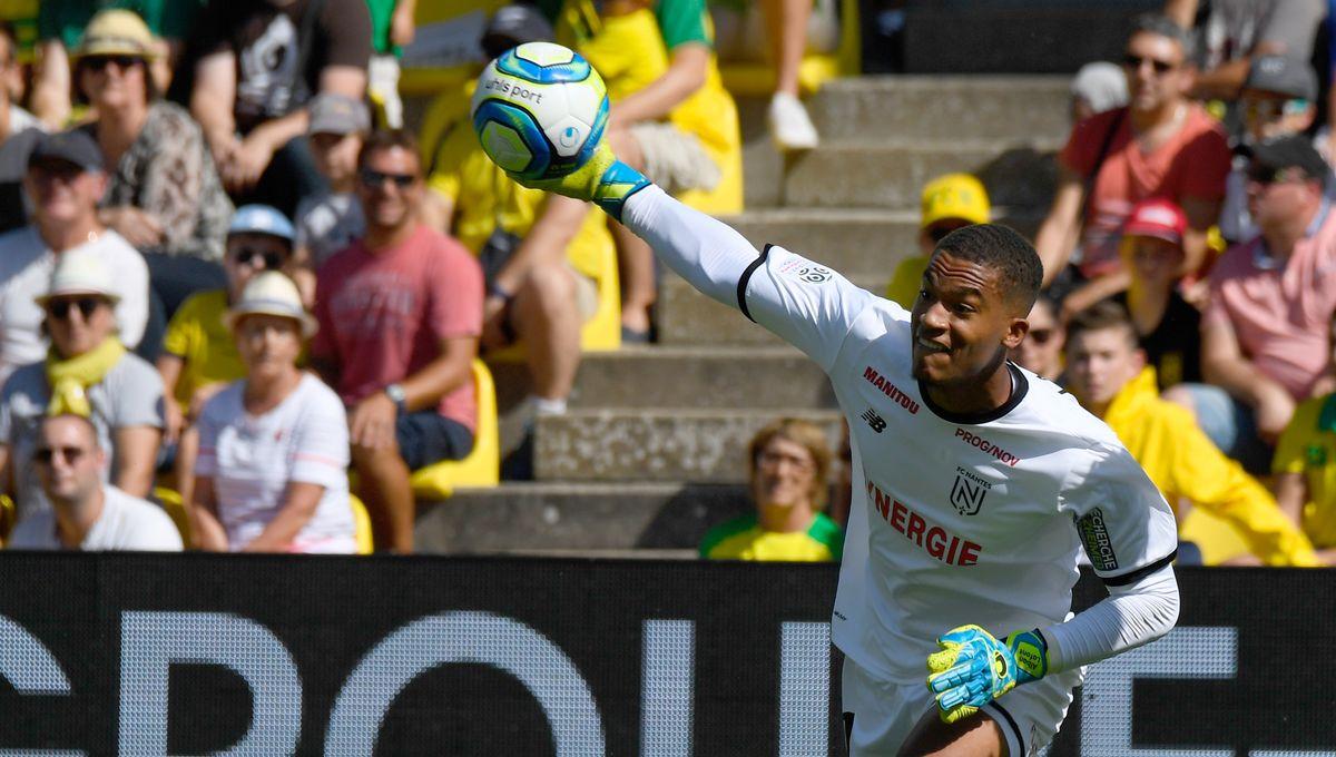 """Résultat de recherche d'images pour """"Alban Lafont FC Nantes"""""""