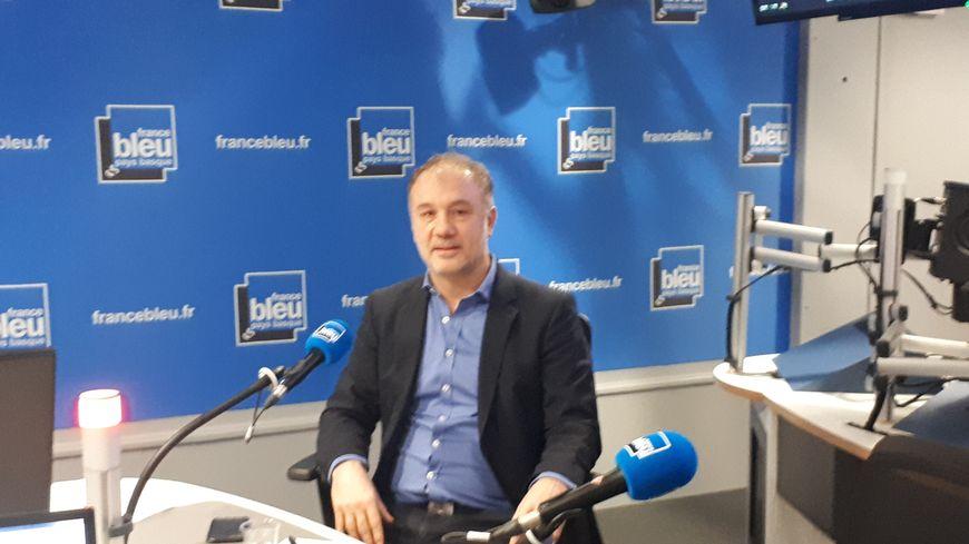 """Henri Etcheto conduira la liste """"Bayonne Ville Ouverte"""" pour les élections municipales de 2020"""