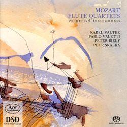 Quatuor pour flûte traversière violon alto et violoncelle n°1 en Ré Maj K 285 : 3. Rondeau - KAREL VALTER