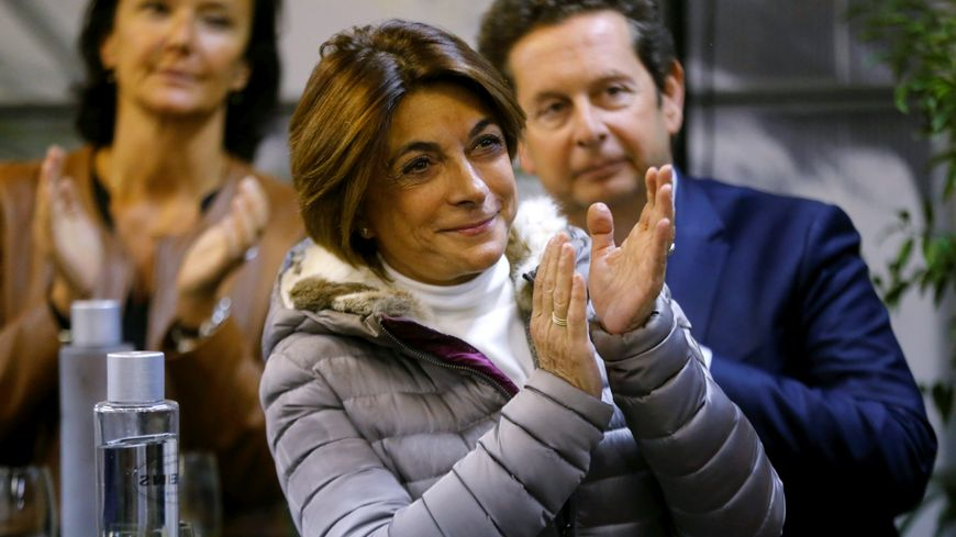 Martine Vassal a rendu hommage à Jean-Claude Gaudin lors du dernier conseil municipal de l'année à Marseille