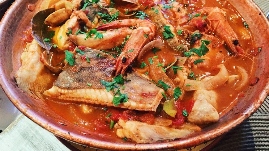 La soupe de poissons et sa rouille