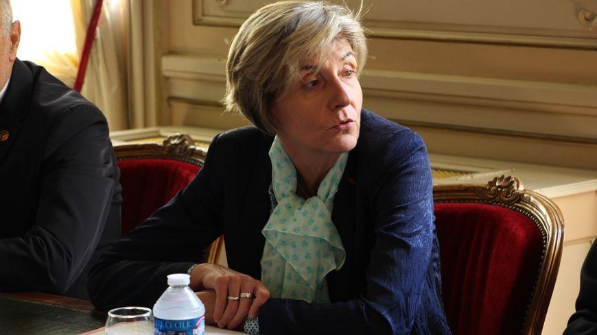Municipales à Avignon : Cécile Helle veut s'appuyer sur son bilan pour briguer un nouveau mandat - France Bleu