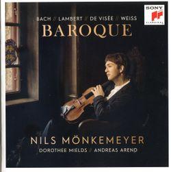 Ombre de mon amant - pour soprano 2 altos théorbe et violone - DOROTHEE MIELDS