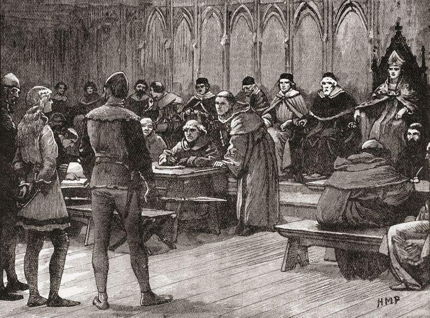 Histoire de Jeanne d'Arc 4/4 : Jeanne d'Arc, une prophétesse en procès
