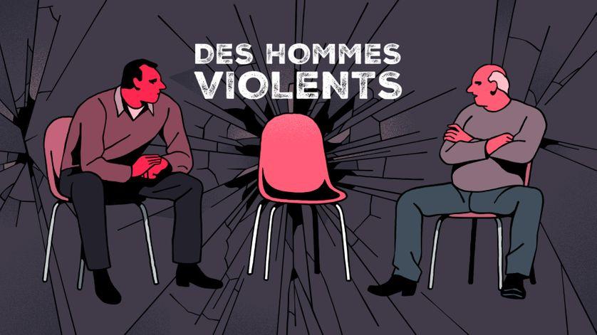 Des hommes violents
