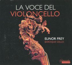 Chaconne - pour violoncelle - ELINOR FREY
