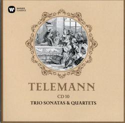 Quatuor pour flûte à bec alto violon alto et basse continue en sol min TWV 43 : g4 : 3. Allegro - KEES BOEKE