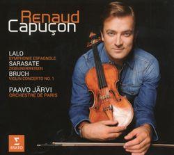 Symphonie espagnole en ré min op 21 : Rondo - Renaud Capucon