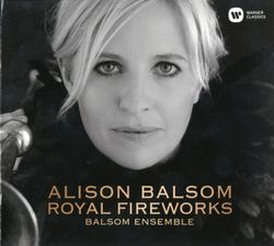 Music for the Royal Fireworks HWV 351 : 1. Ouverture : Allegro - Lentement - Allegro - ALISON BALSOM