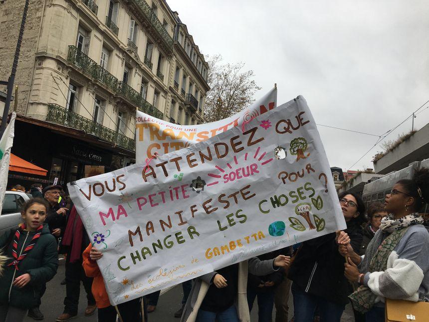 """Le club des """"écolégiens"""" de Gambetta"""