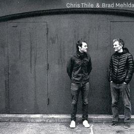 "Pochette de l'album ""Chris Thile & Brad Mehldau"" par Chris Thile & Brad Mehldau"