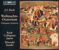 Oratorio de Noël BWV 248 : Jauchzet frohlocket (1ère partie) Choeur