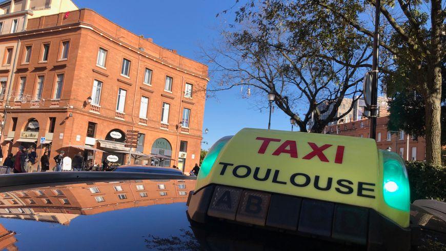 Taxi à Toulouse