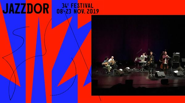 AmirElSaffar Two Rivers Ensemble à Mulhouse