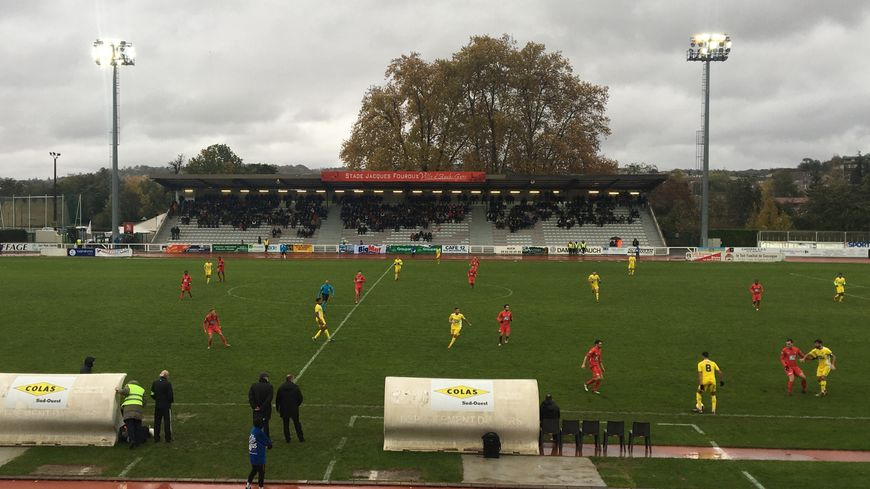 Les Ruthénois trop forts pour Auch, ce samedi 16 novembre. Ils se sont imposés 5-0 à au Stade Jacques-Fouroux pour le 7ème tour de la Coupe de France