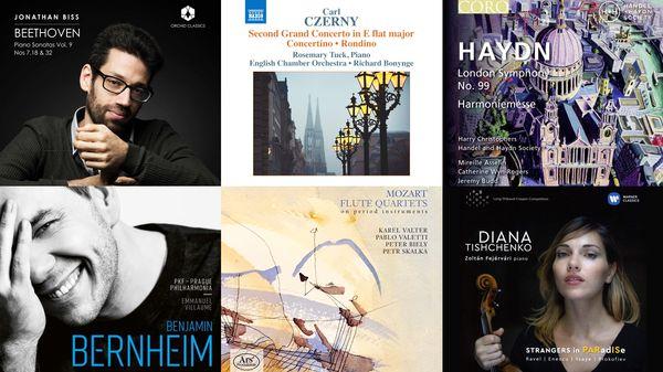Suite et fin de l'intégrale des trente-deux sonates de Beethoven par Jonathan Biss
