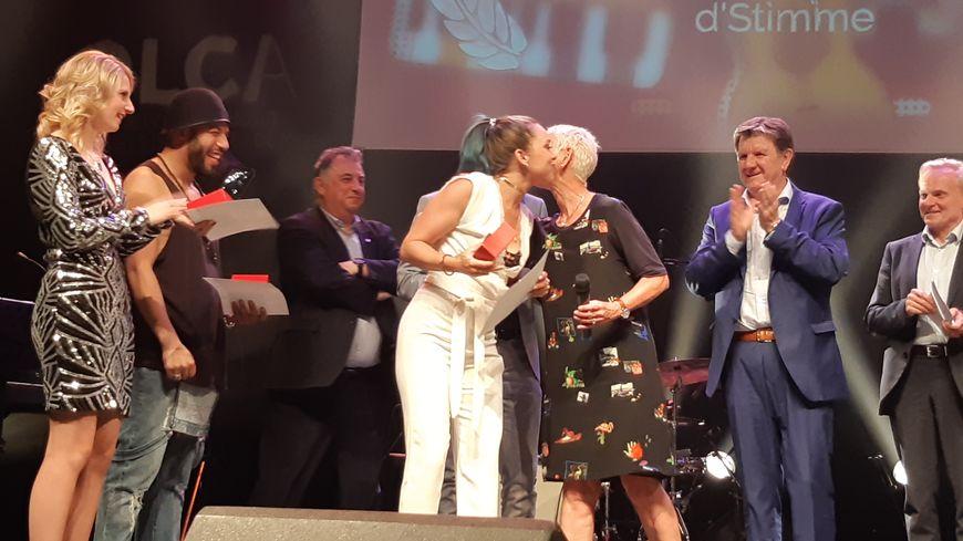 Finale de d'Stimme 2019 aux Tanzmatten de Sélestat