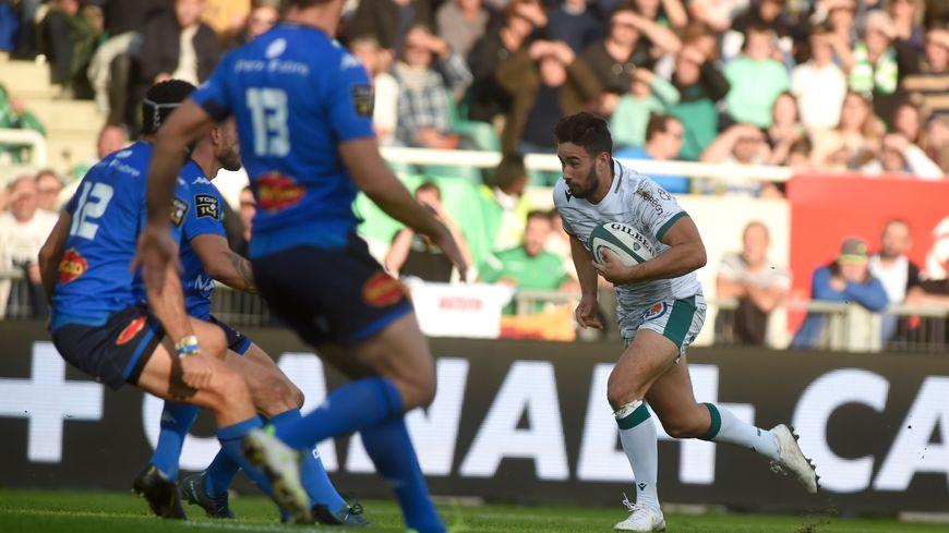Antoine Hastoy aura la responsabilité de la conduite du jeu face aux Basques.